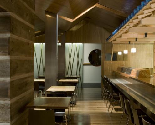 Ebisu Restaurant - interior painting