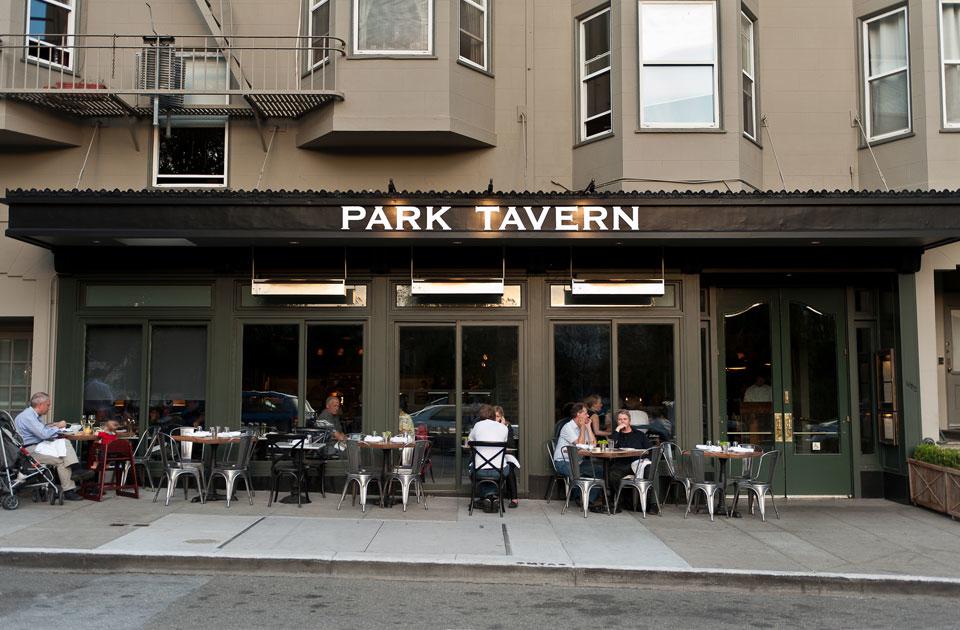 Park Tavern - Exterior Painting